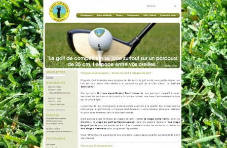 Progress Golf Academy